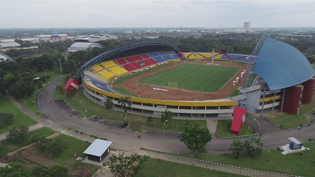 Stadion Gelora Sriwijaya Jakabaring Sport City