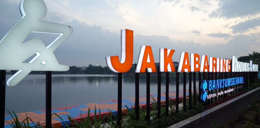 Jakabaring Lake Triathlon Jakabaring Sport City JSC