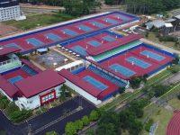 Lapangan Tennis Jakabaring Sport City
